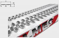 Hliníkové nájezdy MM060 - 3500 mm, max.nosnost 1500 kg Metalmec