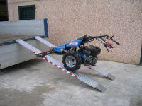 Hliníkové nájezdy MM030 - 2500 mm, max.nosnost 1106 kg
