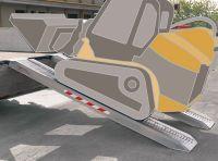 Hliníkové nájezdy 6500-8000 kg - M170