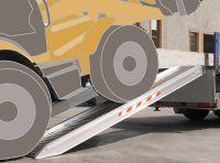 Hliníkové nájezdy 8000-14000 kg  M185, M200, M230