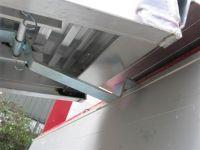 Hliníkové nájezdy M150 2500 mm, max.nosnost 6000 kg Metalmec