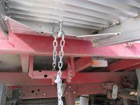 Hliníkové nájezdy M200 3500 mm, max.nosnost 12000 kg Metalmec