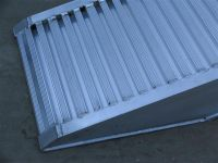 Hliníkové nájezdy MM231 3500 mm, max.nosnost 16000 kg Metalmec