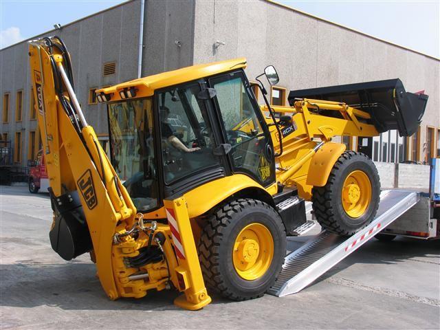 Hliníkové nájezdy MM230 4000 mm, max.nosnost 14000 kg Metalmec
