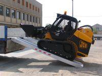 Hliníkové nájezdy M185 5000 mm, max.nosnost 5900 kg