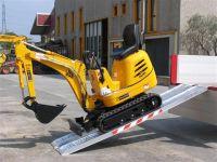 Hliníkové nájezdy MM070 3000 mm, max.nosnost 1085 kg
