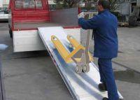 Nájezdové rampy lehké šířka 1000 mm, 1000 kg